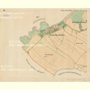 Gross Koschatka - m1295-1-003 - Kaiserpflichtexemplar der Landkarten des stabilen Katasters