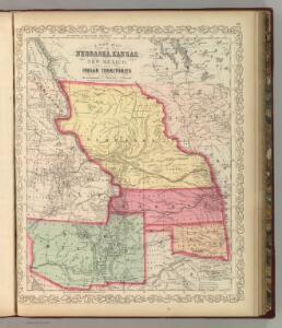 Nebraska, Kansas, New Mexico, and Indian Territories