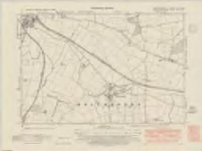 Leicestershire LI.SW - OS Six-Inch Map