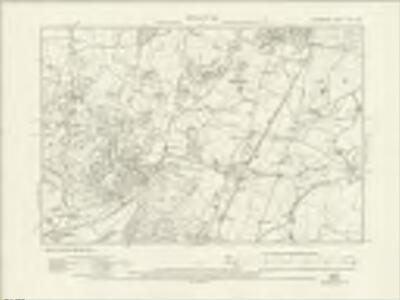 Shropshire XIX.SW - OS Six-Inch Map
