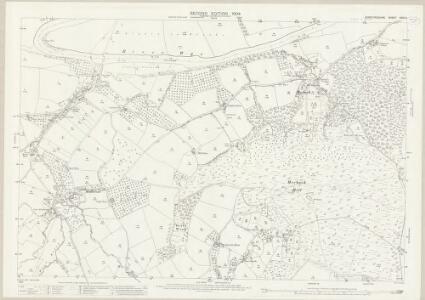 Herefordshire XXXI.3 (includes: Bredwardine; Clifford; Llangernyw; Winforton) - 25 Inch Map