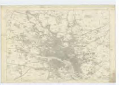 Lanarkshire, Sheet VI - OS 6 Inch map