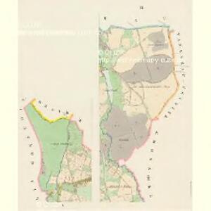 Schwanenbrückl - c4847-2-003 - Kaiserpflichtexemplar der Landkarten des stabilen Katasters