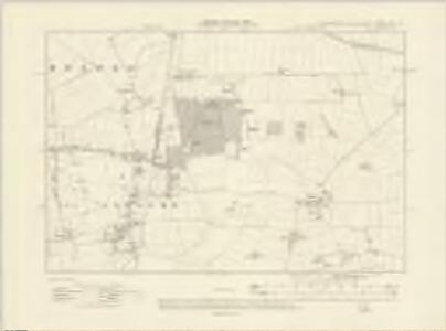 Lincolnshire XVII.SE - OS Six-Inch Map