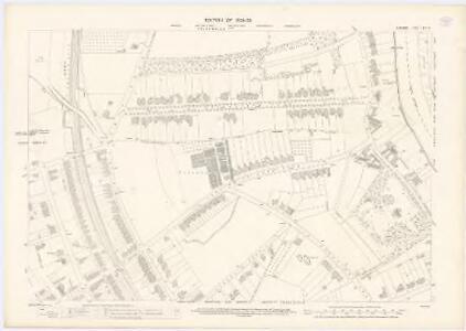 London XIII.8 - OS London Town Plan