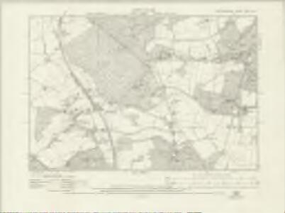 Hertfordshire XXXV.SE - OS Six-Inch Map
