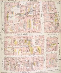 Insurance Plan of the City of Dublin Vol. 1: sheet 6