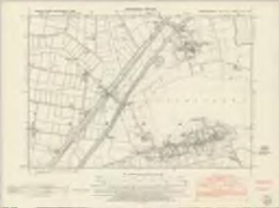 Cambridgeshire XXV.SW - OS Six-Inch Map