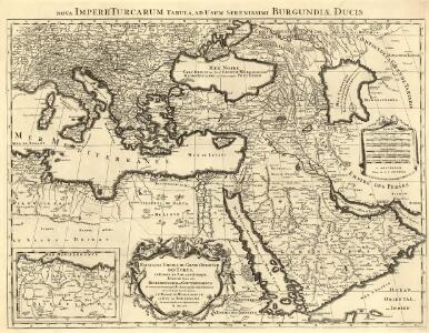 Estats del'Empire du Grand Seigneur des Turcs