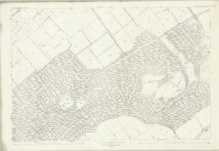 Leicestershire VII.7 (includes: Belvoir; Croxton Kerrial; Redmile; Stathern) - 25 Inch Map