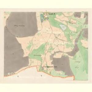 Neudorf (Nowa-Wes) - c5243-1-004 - Kaiserpflichtexemplar der Landkarten des stabilen Katasters