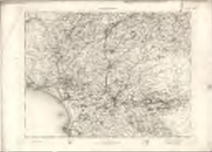 Kilmarnock - OS One-Inch map