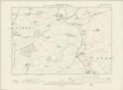 Essex XXIV.NW - OS Six-Inch Map