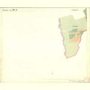 Passeken - c5642-1-015 - Kaiserpflichtexemplar der Landkarten des stabilen Katasters