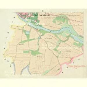 Horaždiowitz (Horaždiowice) - c1994-1-007 - Kaiserpflichtexemplar der Landkarten des stabilen Katasters