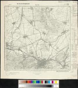 Meßtischblatt 2230, neue Nr. 4028 : Goslar, 1934