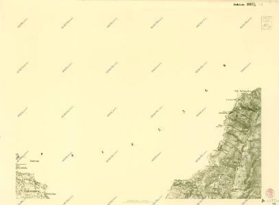 III. vojenské mapování 3957/2
