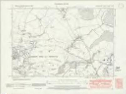 Oxfordshire XXXIV.SW - OS Six-Inch Map