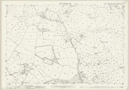 Isle of Man VIII.3 - 25 Inch Map