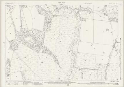 Norfolk XCIII.3 (includes: Lynford; Stanford; Sturston) - 25 Inch Map