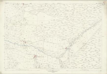 Devon XCVIII.14 (includes: Petertavy) - 25 Inch Map