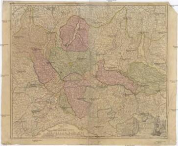 Belli typvs in Itallia, victricis Aquilae progreßus in statv Mediolanensi et dvcatv Mantvae demonstrans