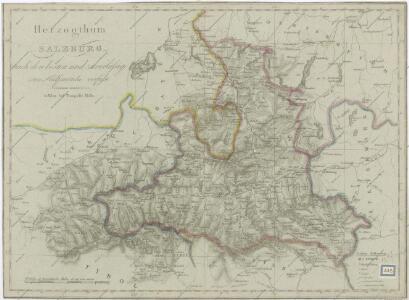 Herzogthum Salzburg