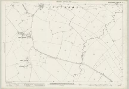 Buckinghamshire XXVII.15 (includes: Ashendon; Lower Winchendon) - 25 Inch Map