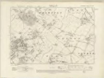 Lancashire XCIX.NW - OS Six-Inch Map