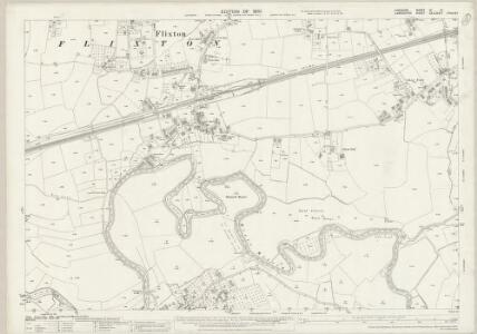 Cheshire IX.5 (includes: Carrington; Flixton; Urmston) - 25 Inch Map