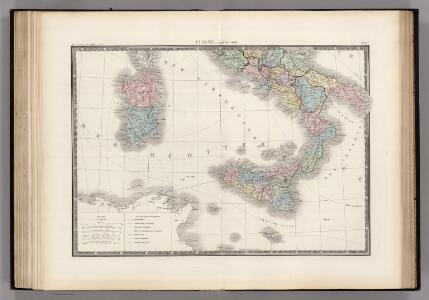 Italie partie Sud.