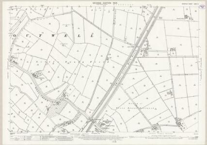 Norfolk LXVIII.2 (includes: Outwell; Stow Bardolph; Upwell) - 25 Inch Map