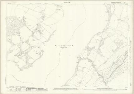 Westmorland VII.13 (includes: Barton; Martindale; Matterdale) - 25 Inch Map