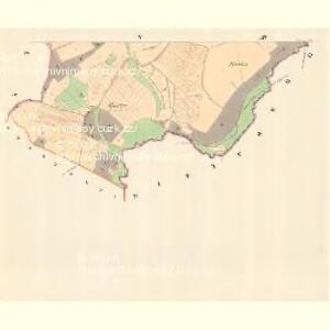 Göpperzau (Göperkowice) - m3193-3-005 - Kaiserpflichtexemplar der Landkarten des stabilen Katasters