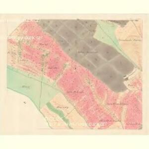 Unter Bojanowitz - m0481-1-005 - Kaiserpflichtexemplar der Landkarten des stabilen Katasters
