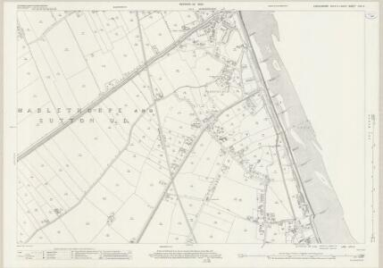 Lincolnshire LVIII.9 (includes: Mablethorpe; Sutton in the Marsh; Trusthorpe) - 25 Inch Map