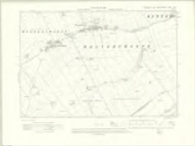 Yorkshire CXXVI.SW - OS Six-Inch Map
