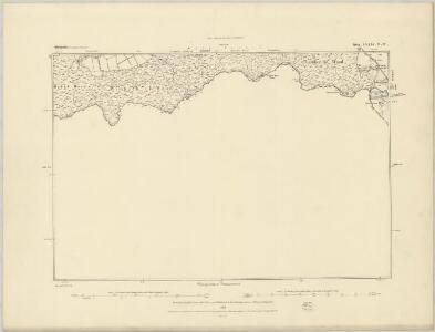 Shropshire LXXX.NE - OS Six-Inch Map