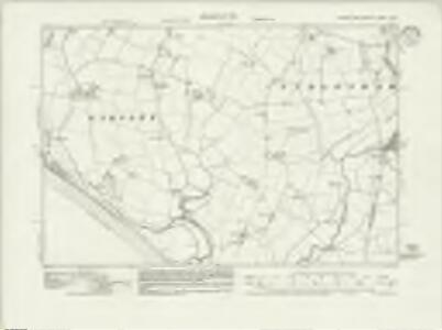 Sussex LXXIII.SW - OS Six-Inch Map