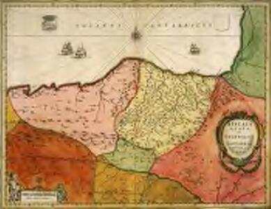 Biscaia, Alava, et Gvipvscoa Cantabriæ veteris partes