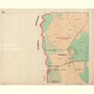 Glashütten - c6929-1-003 - Kaiserpflichtexemplar der Landkarten des stabilen Katasters