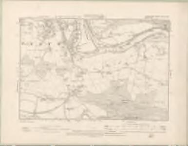 Perth and Clackmannan Sheet XCVIII.SW - OS 6 Inch map