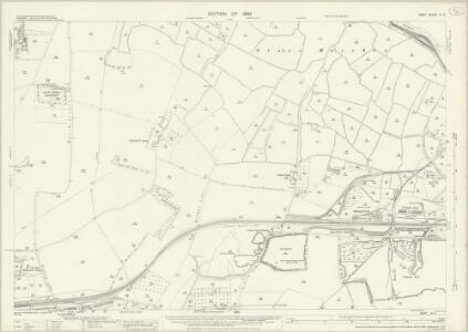 Kent IX.3 (includes: Stone) - 25 Inch Map