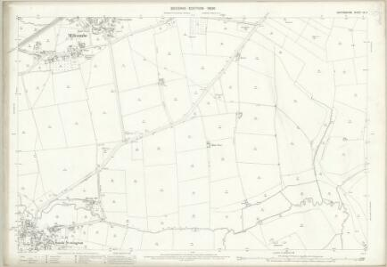 Oxfordshire IX.11 (includes: Barford St John and St Michael; Bloxham; Milcombe; South Newington) - 25 Inch Map