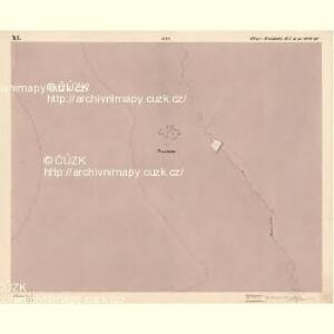 Moldau Ober - c2176-1-011 - Kaiserpflichtexemplar der Landkarten des stabilen Katasters