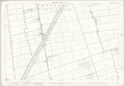 Norfolk LVI.11 (includes: Marshland St James) - 25 Inch Map