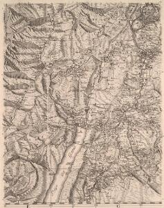 Tyrolis sub Felici Regimine Mariae Theresiae Rom. Imper. Avg. Chorographice Delineata ...
