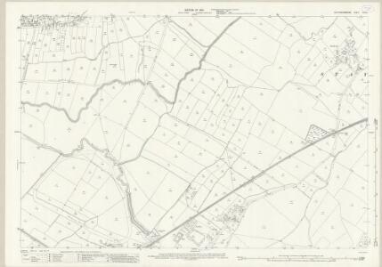 Nottinghamshire XXXV.1 (includes: Rolleston; Southwell; Staythorpe; Upton) - 25 Inch Map