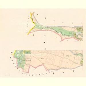 Ginno (Cyno) - c2917-1-002 - Kaiserpflichtexemplar der Landkarten des stabilen Katasters
