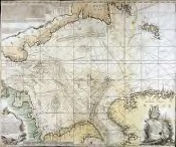 Et nyt forbedret retwisend söe-kaart over nord-söen